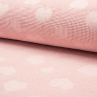 hartje poeder roze